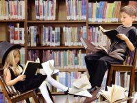 """5. """"Книжная вечеринка онлайн"""" (фото книги, которую читают, цитату, мысль, фразу  для обсуждения в комментариях)"""